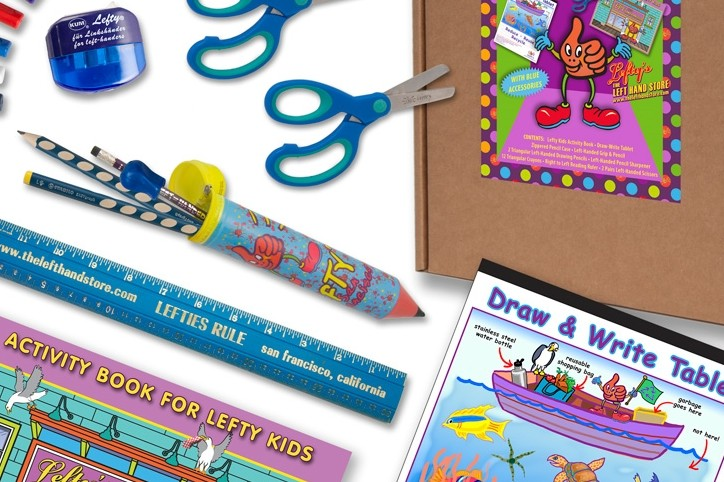 The Best Toys For Left-Handed Kids
