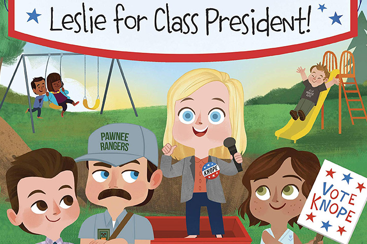 parks and rec book