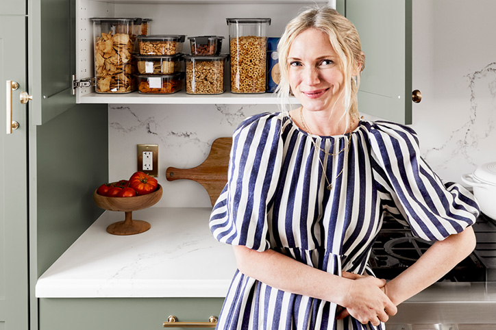 Emily Henderson's Top Tips For Organising Your Pantry