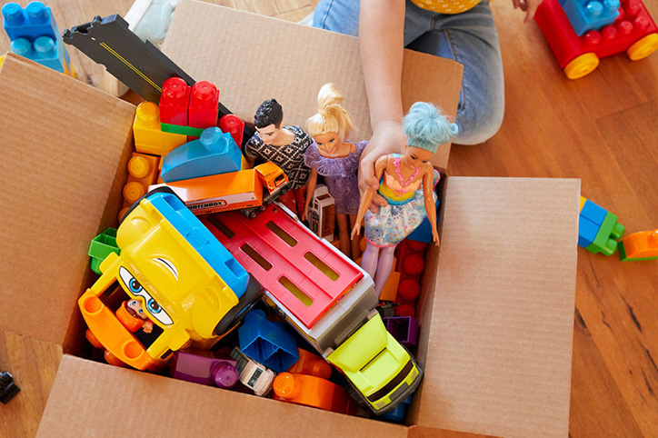 Recycle Your Old Toys With The New Mattel PlayBack Program