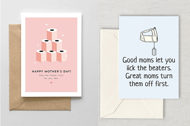Mother/'s Day Card The Best Mum