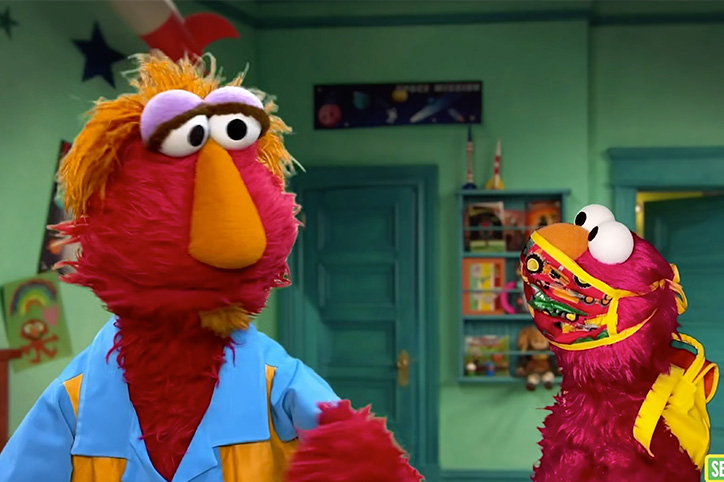 Vaccine PSAs From Sesame Street Aim To Educate Parents