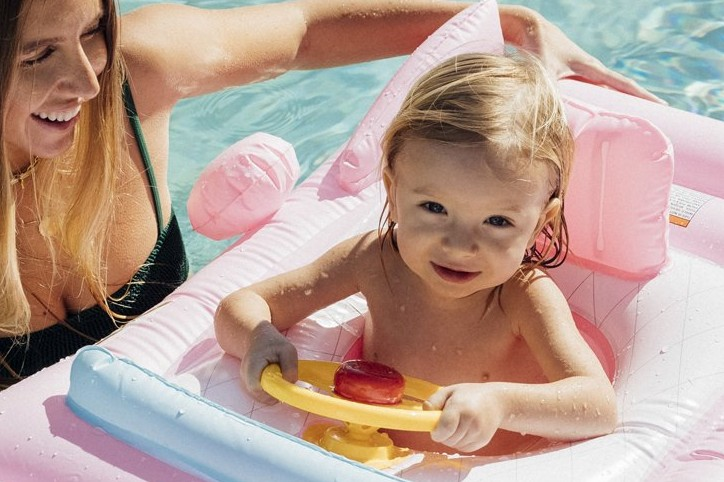 Is Your Kid Ready To Hit The Pool?