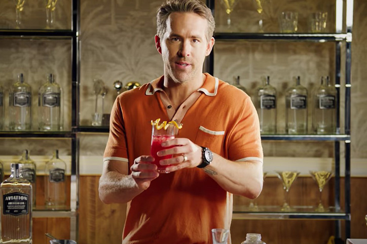 Ryan Reynolds Makes A 'Vasectomy' Cocktail For Father's Day In Hilarious Tutorial