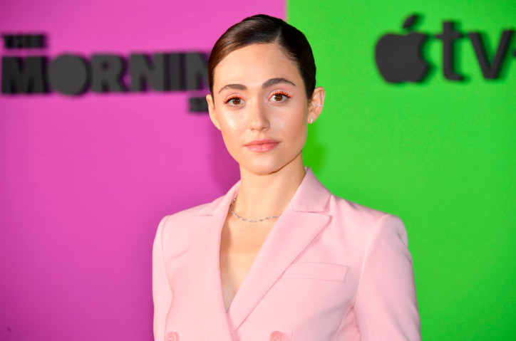 Emmy Rossum Shares First Photo Of Daughter, Talks Vaccinations