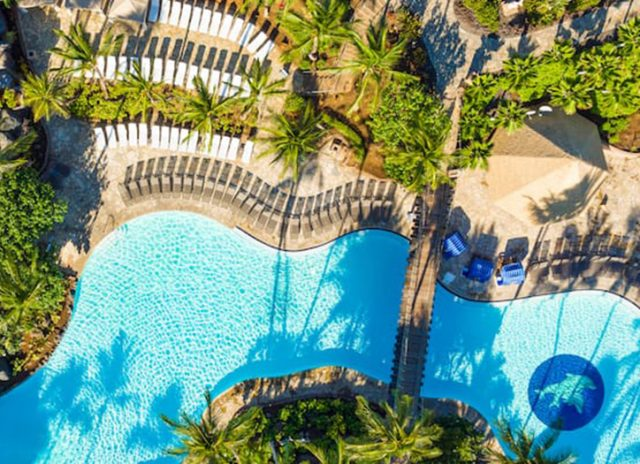 resorts with water parks