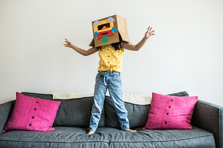 How (And Why) Your Kids Can Entertain Themselves