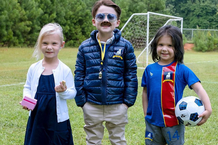 ted lasso costumes