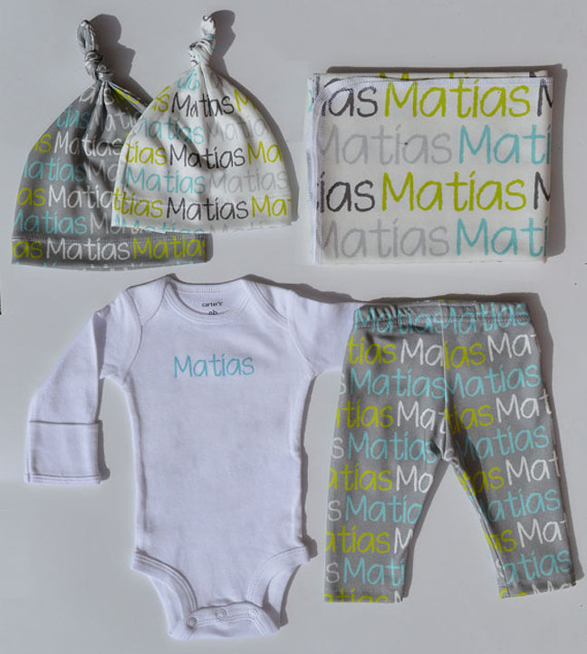 Personalized Item for Baby