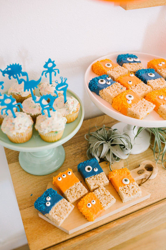 Terrible Twos Monster Party