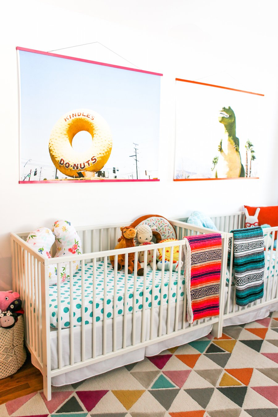 Twin Nursery Ideas That Are Too Cute For Words