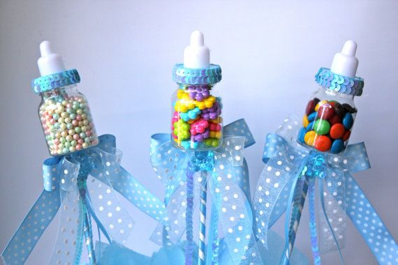 Candy Filled Bottles