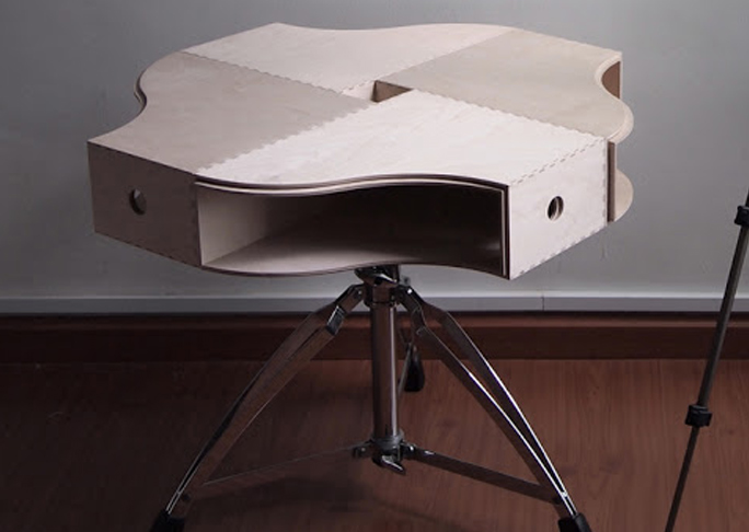 Transformable Coffee Table