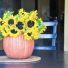 Make a Faux Pumpkin Centerpiece