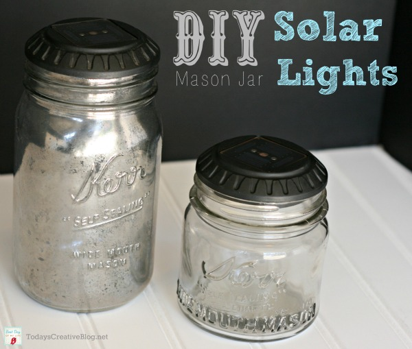 Make Some Solar Lights