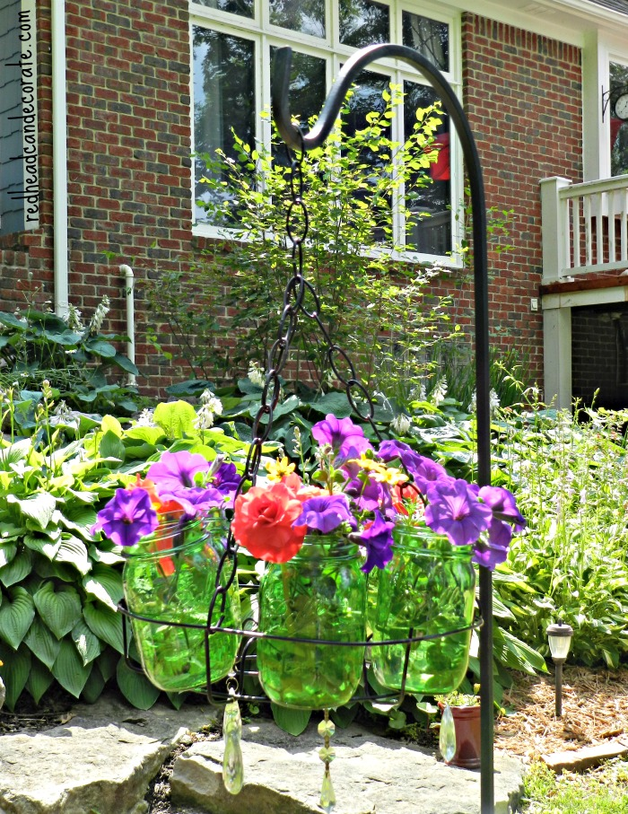 Outdoor Living: Make a Hanging Planter