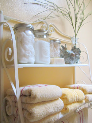 Home Storage: Bathroom Containers