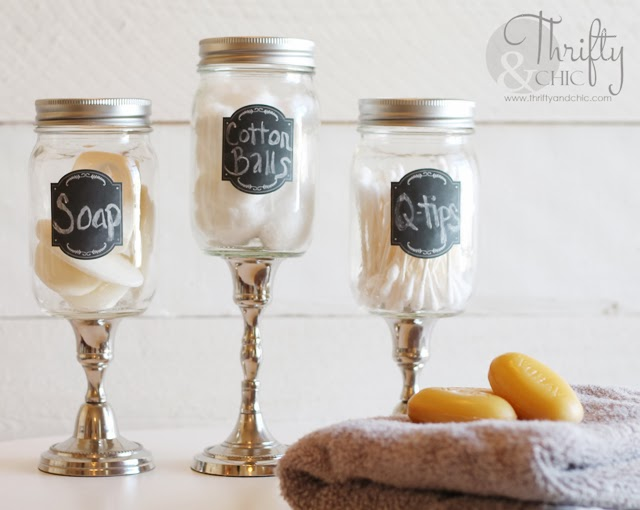 Make Some Apothecary Jars