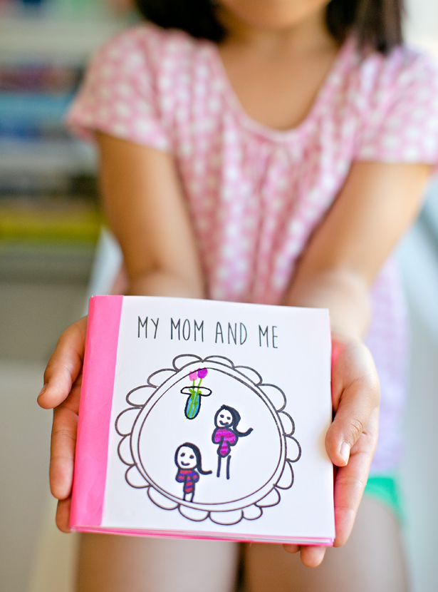 DIY Picture Book for Mom