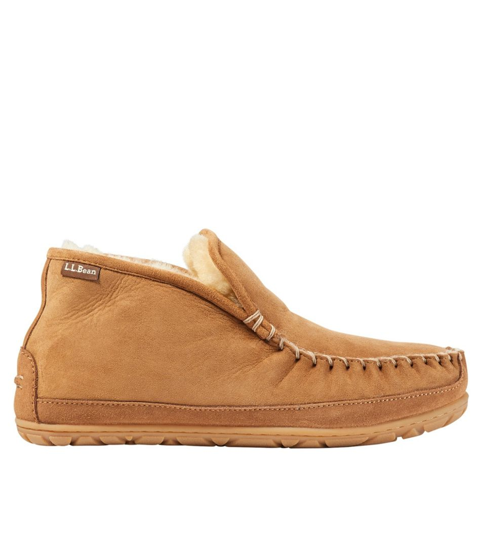 Men's Wicked Good Slippers, Boot Moc