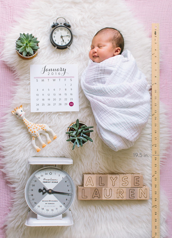 All of the Details Newborn Baby Pictures