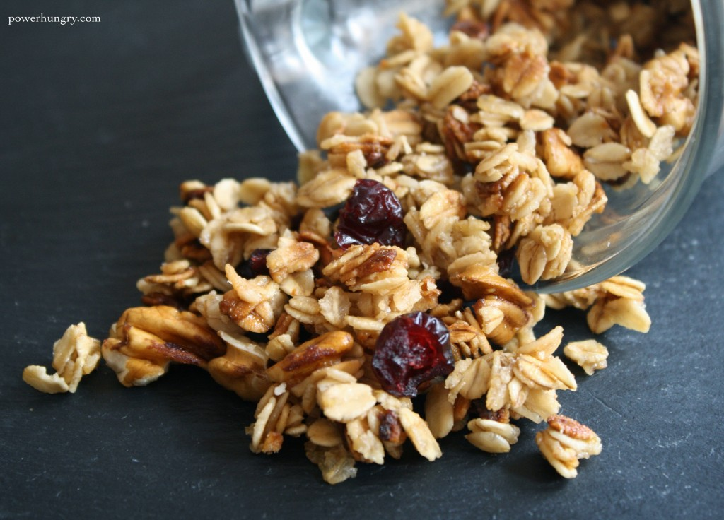Five Minute Granola
