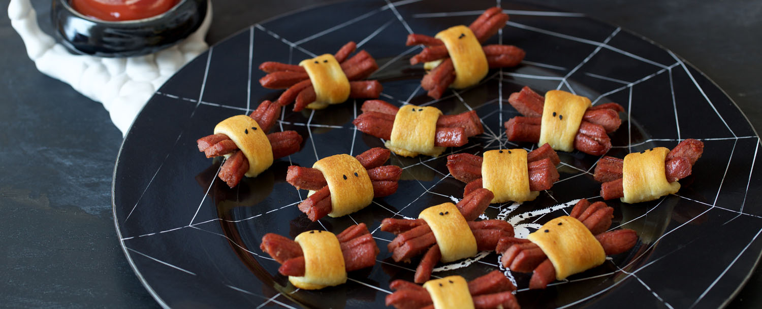 Hot Dog Spiders