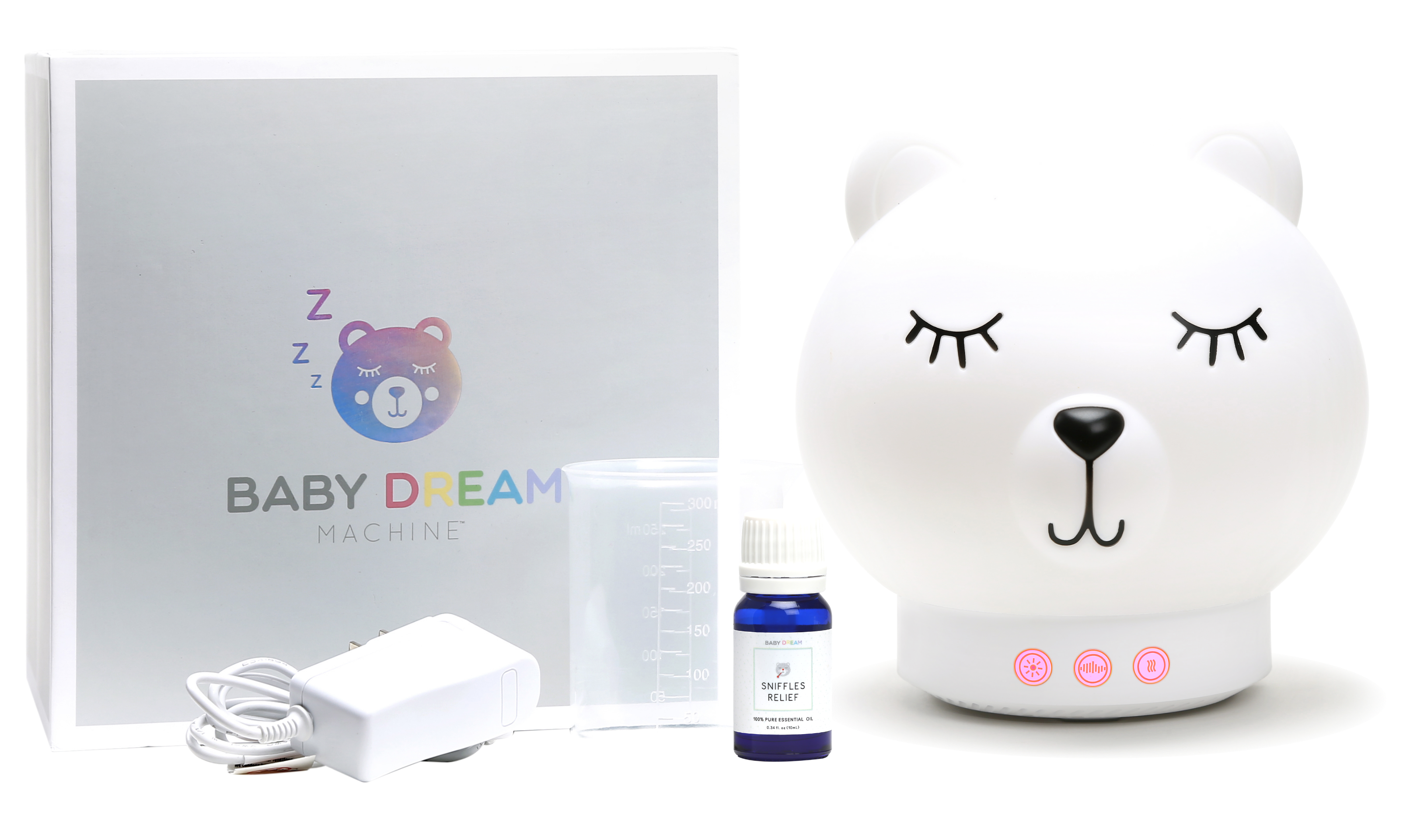 The Baby Dream Machine Sleep Starter Kit, $119