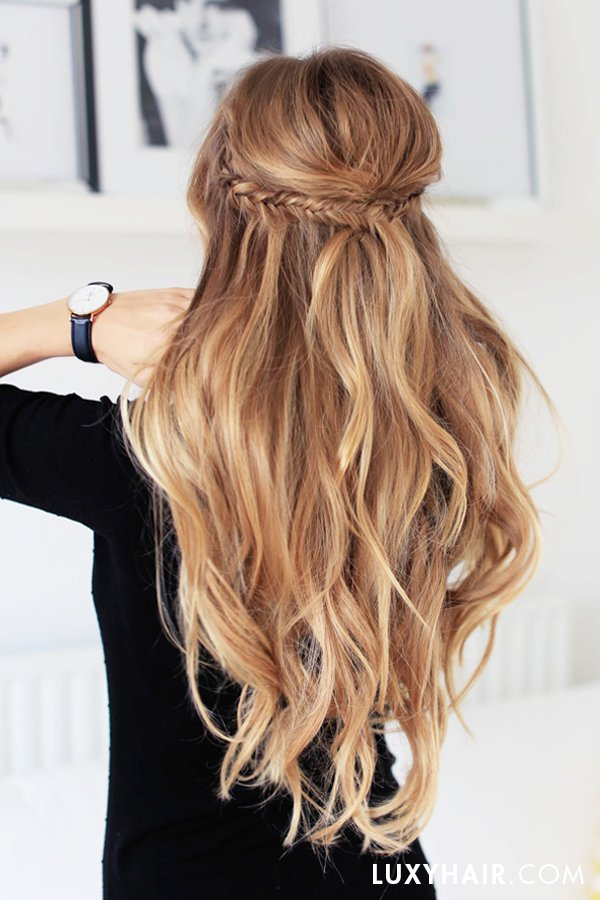 18 Gorgeous No Heat Hairstyles In 15 Minutes Or Less