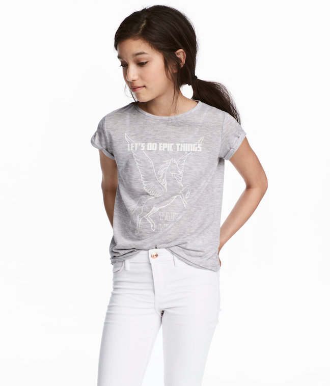 Girls'Let's Be Epic Tee