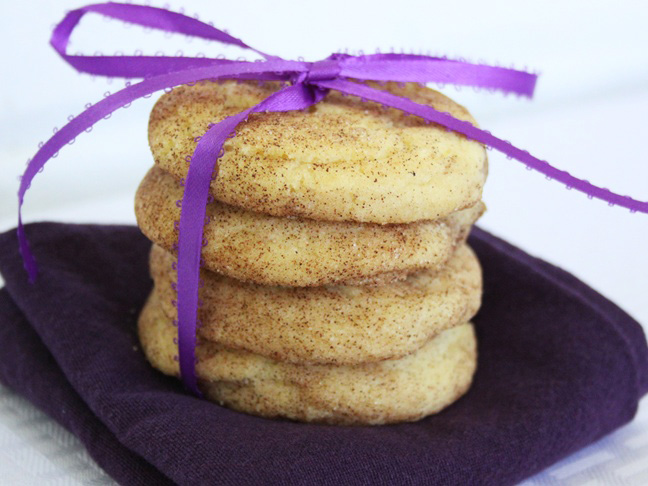 Classic Snickerdoodle Cookie