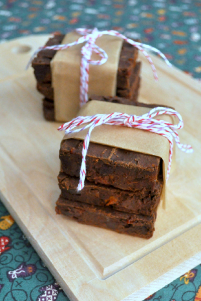 Chilli Cherry Protein Brownies