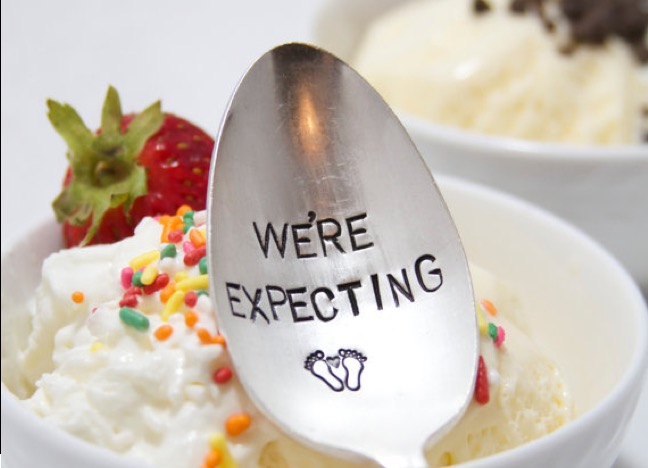 We're Expecting Spoons