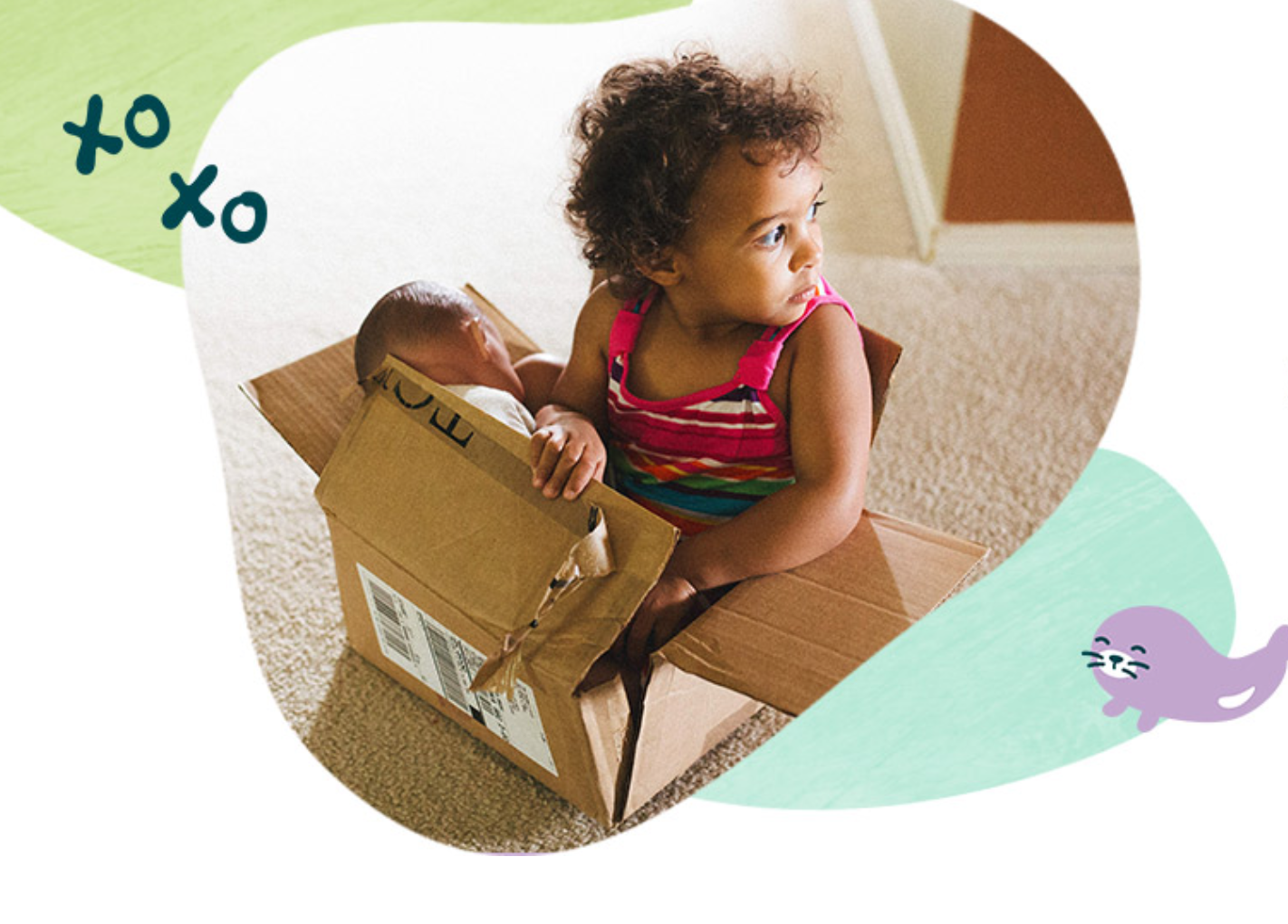 Amazon Family Nappy Subscription