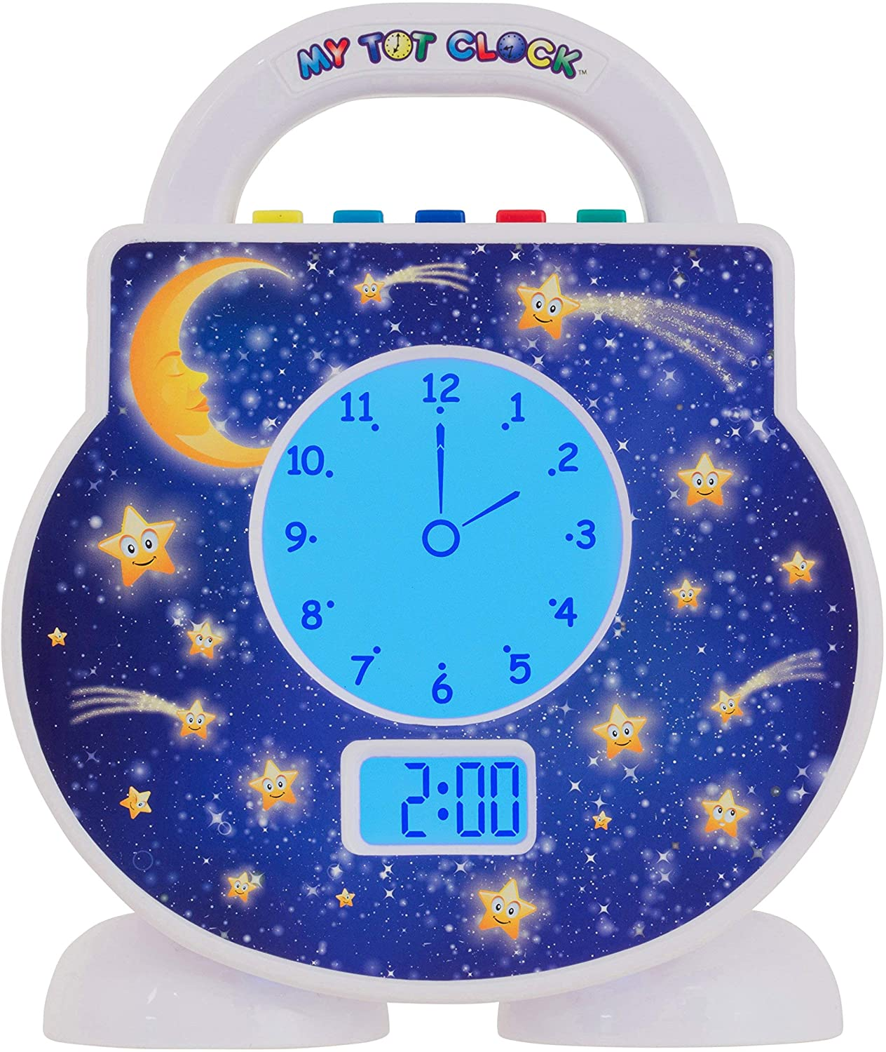 My Tot Toddler Clock