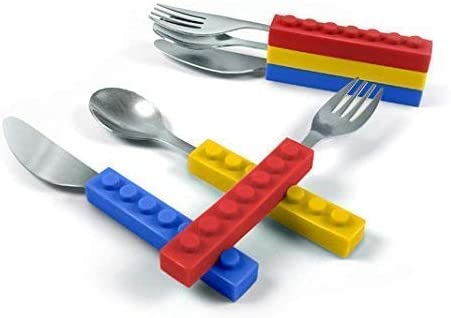 Interlocking Toddler Utensils
