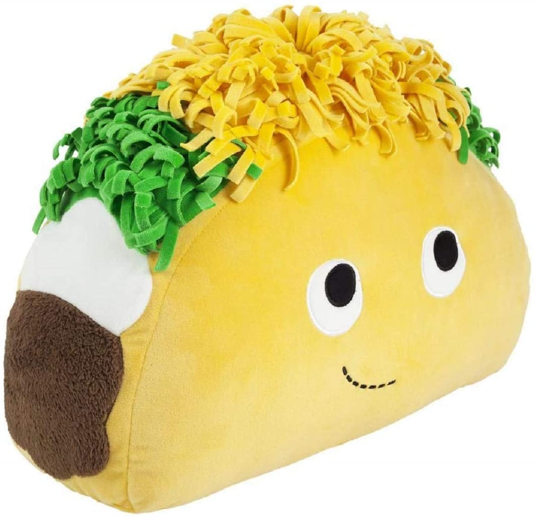 Plush Taco Pillow
