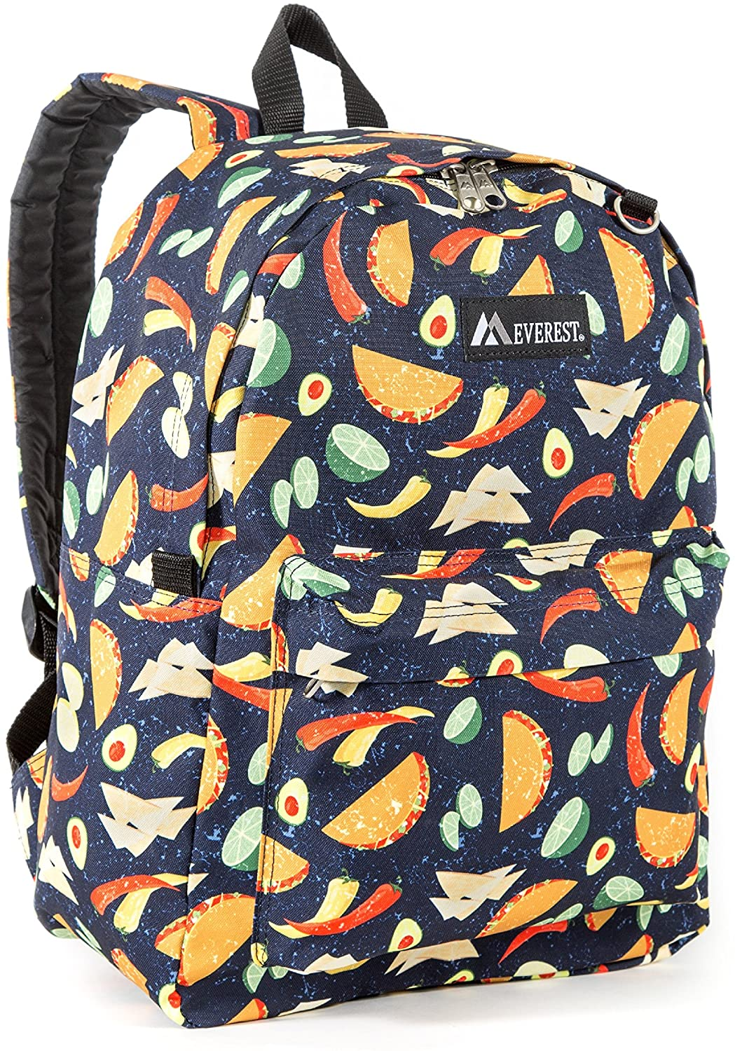 Taco Printed Backpack