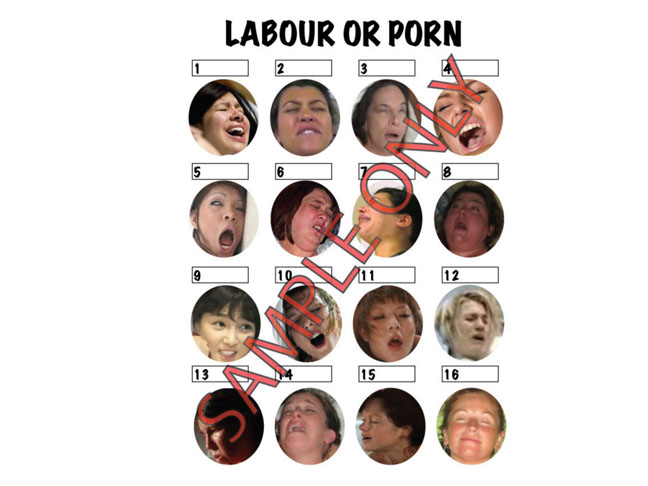Labour or Porn Game