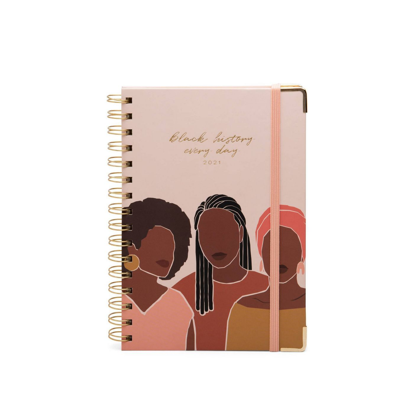 Black History Every Day Journal