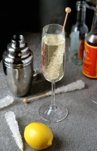 Alcohol-Free French 75