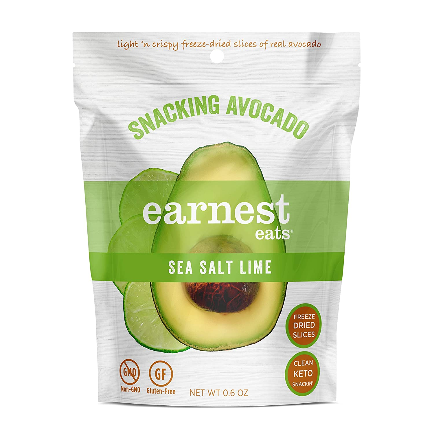 Earnest Eats Snacking Avocado