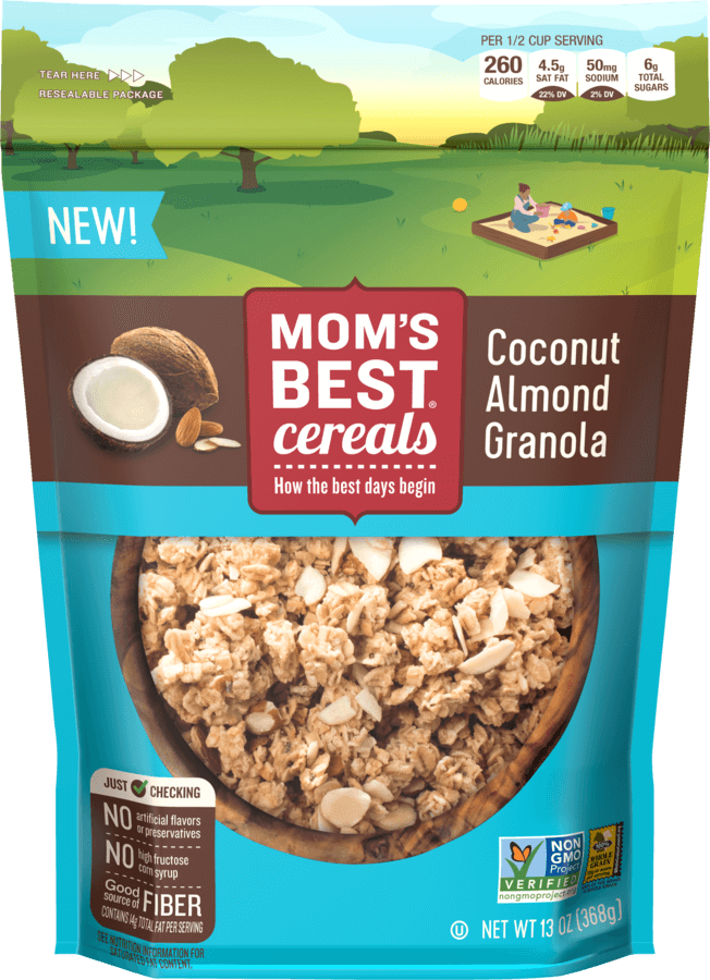 Mom's Best Coconut Almond Granola