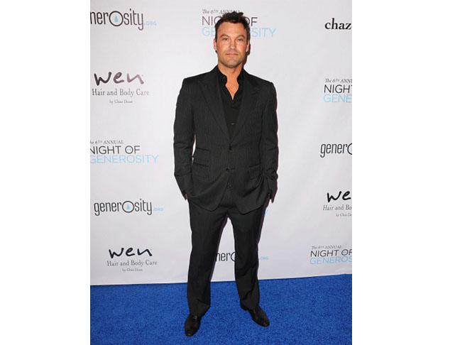 The Late Bloomer: Brian Austin Green