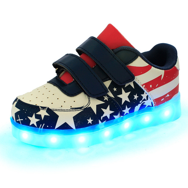 9 Best LED Shoes for Kids That Light Up