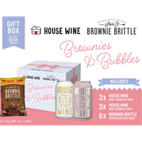 Brownies & Bubbles Gift Box