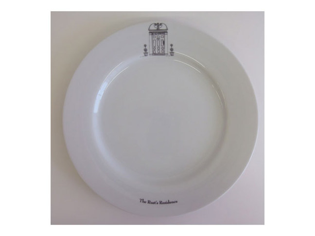 Personalized Dinner Plates