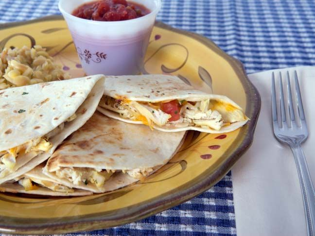 Weeknight Quesadillas