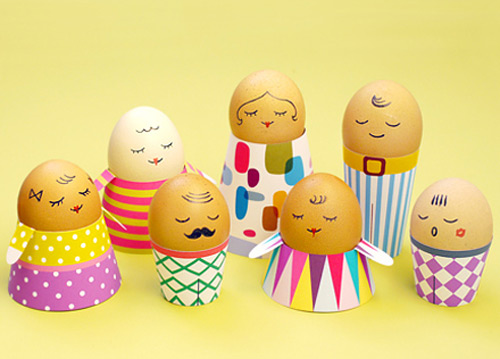 Easter Egg People