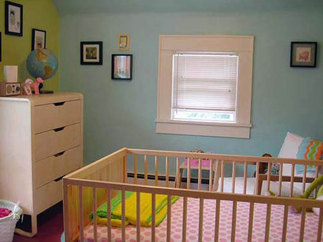 Big Kid Nursery